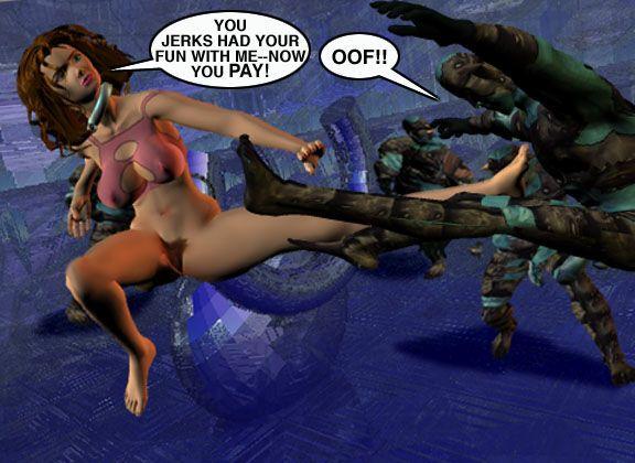 Mindy - Sex Slave On Mars c226-250 - part 2
