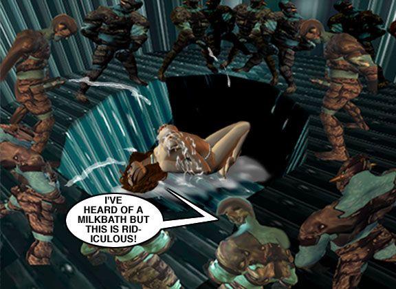 Mindy - Sex Slave On Mars c201-225 - part 3