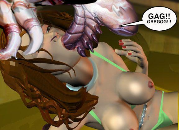 Mindy - Sex Slave On Mars c201-225 - part 8