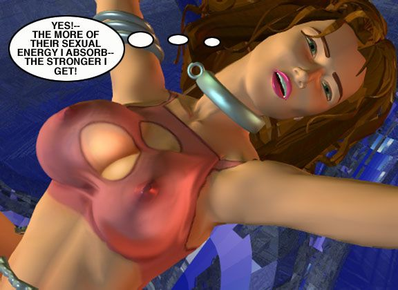 Mindy - Sex Slave On Mars c201-225 - part 18