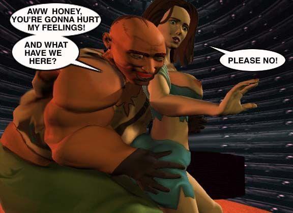 Mindy - Sex Slave On Mars c001-025 - part 10