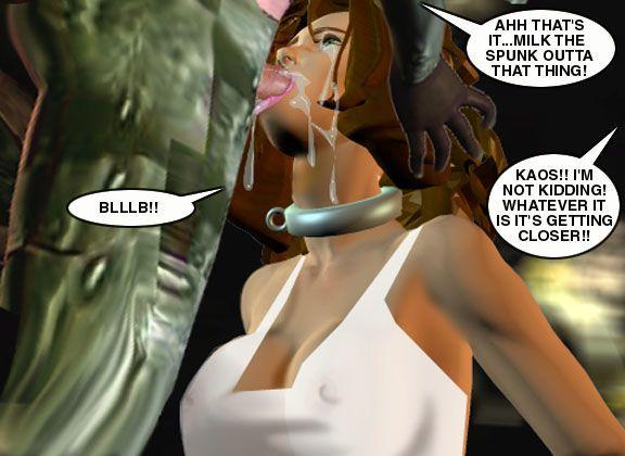 Mindy - Sex Slave On Mars c101-125 - part 3
