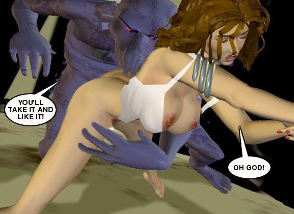 Mindy - Sex Slave On Mars c101-125 - part 6