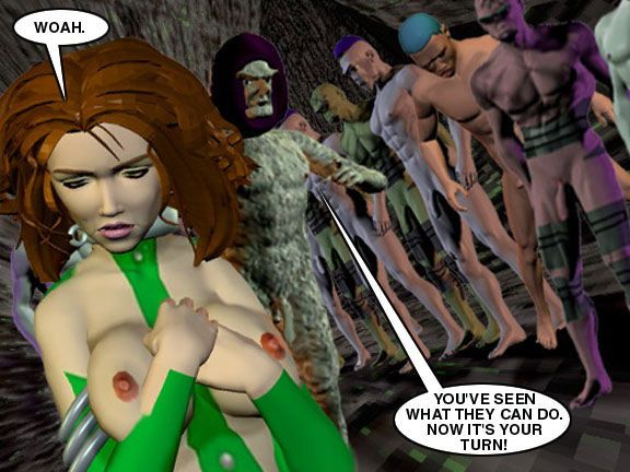 Mindy - Sex Slave On Mars c076-100 - part 6