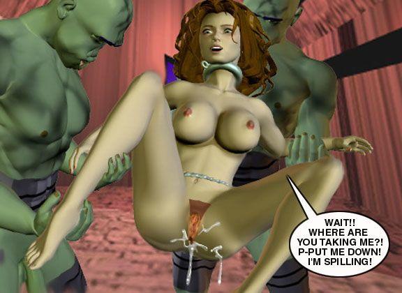 Mindy - Sex Slave On Mars c076-100 - part 16