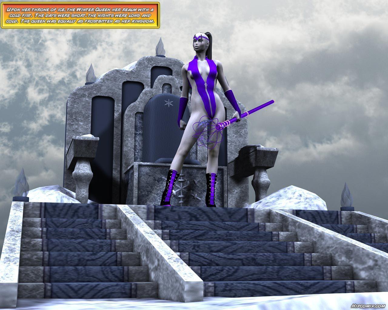 Winter Queen\'s Revenge