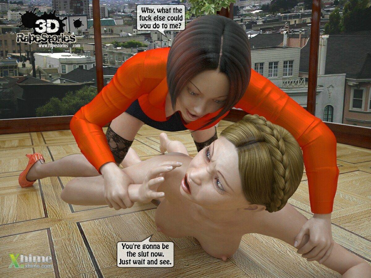 Secretary Rape - part 2