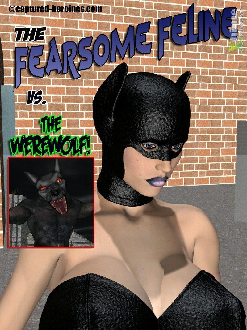 Fearsome Feline vs. The Werewolf