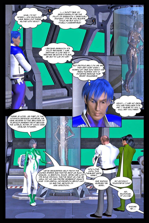 [3D] Platinum Earth 16-18 - part 2