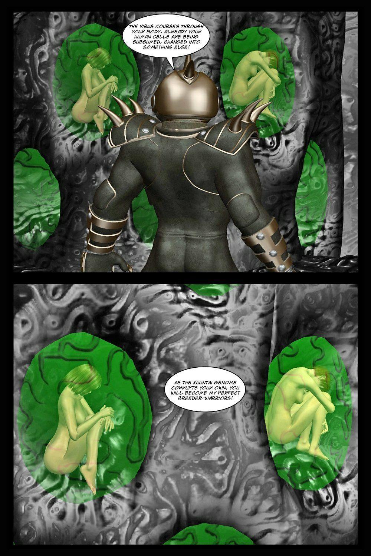 [3D] Platinum Earth 10-13 - part 4