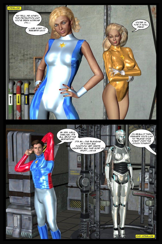 [3D] Platinum Earth 06-07 - part 2