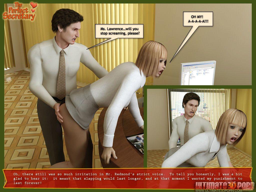 [3D] The Perfect Secretary - part 2