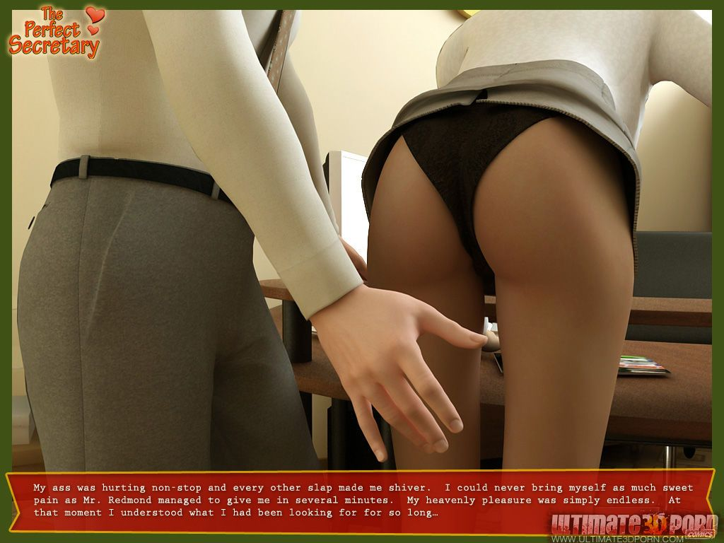 [3D] The Perfect Secretary - part 2
