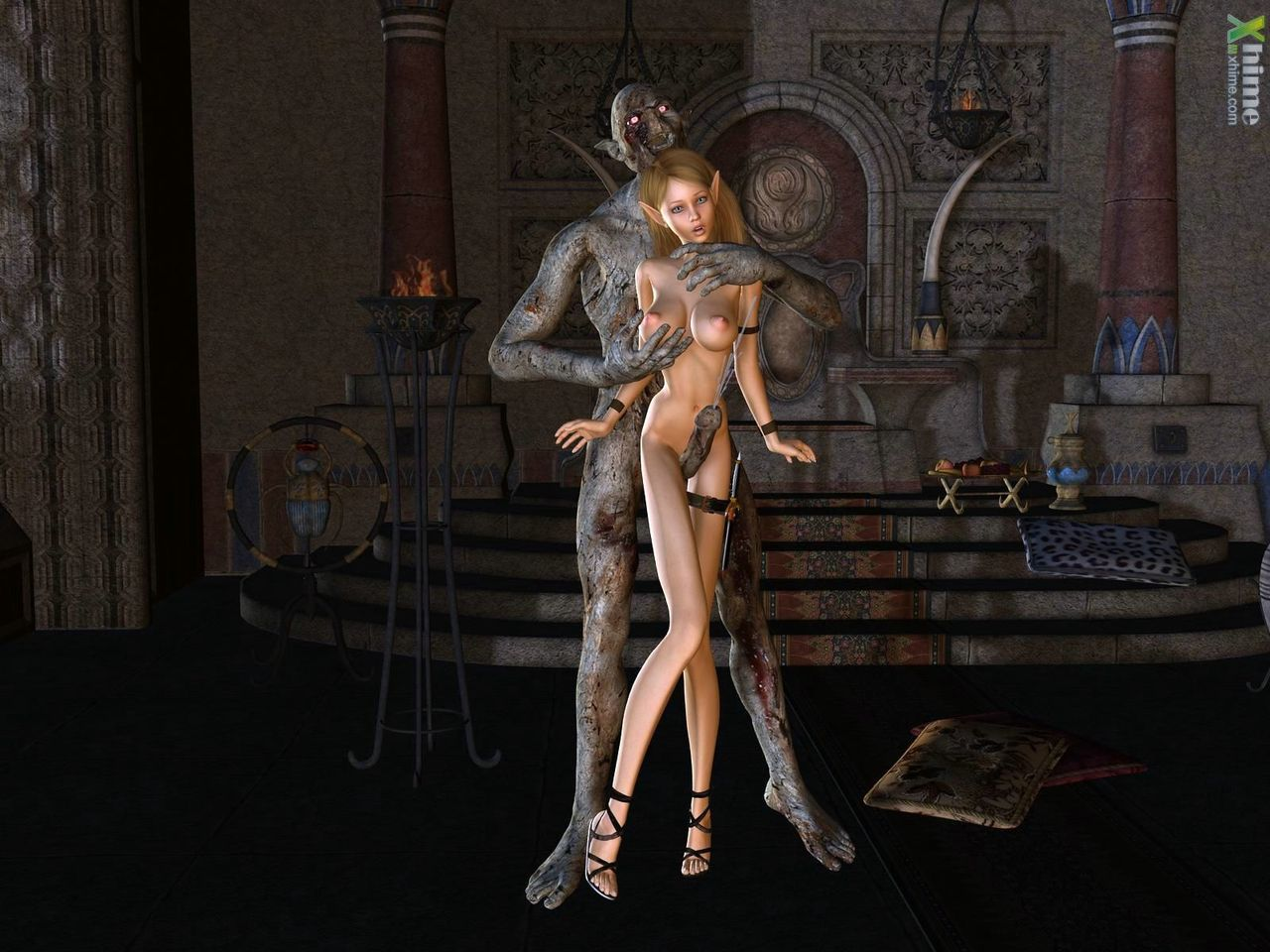 fantasy cg collection