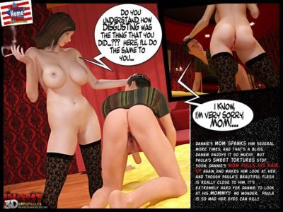 American Home Video- Incest3DChronicles - part 4