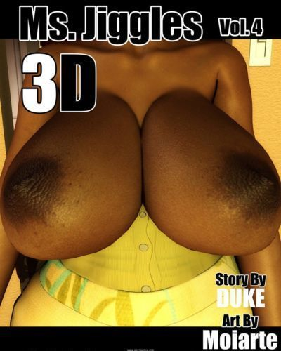 Ms Jiggles 3D  Part 4- Duke Honey