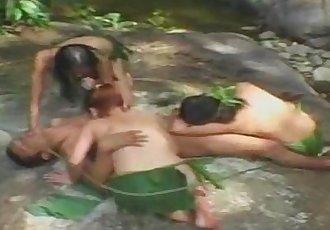 Tarzan vol.3 Credit by asianpornvideos.tumblr.com - 1h 7 min