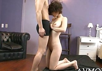 Slutty mama acquires hammered - 5 min