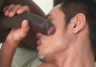 Hot Threesome Cumshots