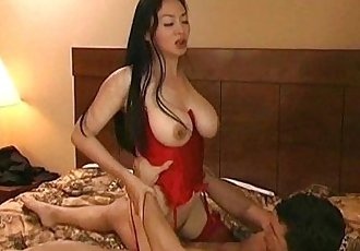 Busty Asian Babe Jade Feng Gets Filled With Dick - 7 min