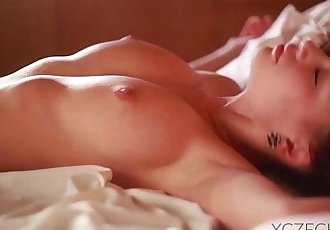 Asian girls showing her body - 25 min HD