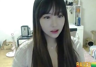 Sexy Korean Sucks on Popsicle and Teases on Cam - BasedCams.com - 52 min