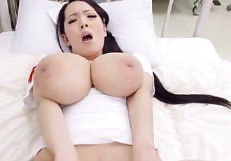 hitomi tanaka sexy nurse - 19 min