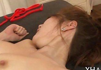 Oriental gets taken doggy position - 5 min