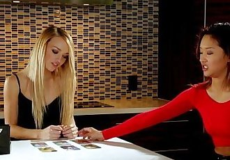 WebYoung Sweet Asian Teen First Lesbian Sex - 10 min HD