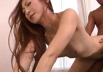 Smooth love making along perky tits Reira Aisaki - 12 min