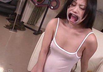 41Ticket - School Uniform Beauty Sayaka Bizarre Sex - 5 min HD