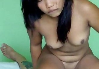 Jo Ann Brown Young Fucking Machine from Manila マニラ..