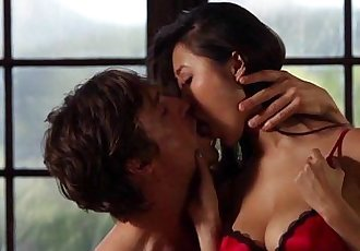 Asiansex babe fucking and sucking cock - 8 min
