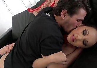 Amazing asian Katsuni begging Manuel Ferrara to fuck her pussyHD+