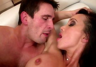 Anal lover Katsuni with explosive facial on her pretty faceHD+