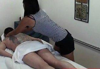 cumshot handjob massage porn video - 8 min HD