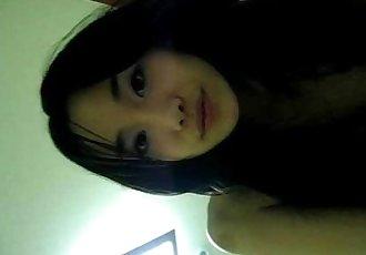 Asian cutie homemade sex tape - 9 min