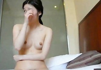 Lovely girlfriend sex video in hotel - 10 min