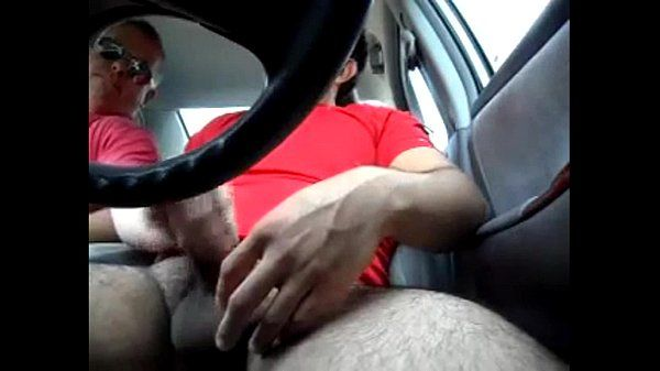 (Compilação)Mao amiga hetero no carro Str8 Helping Hand in Car