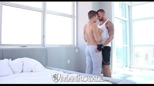 Daddy Derek Parker pounds young Joey CooperHD