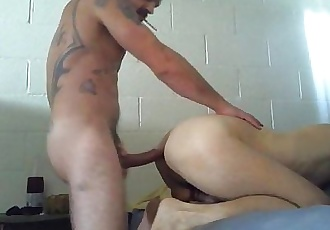 ASS TO MOUTH BARE