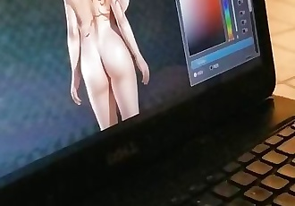 Me and my best friend play hentai games...then each other
