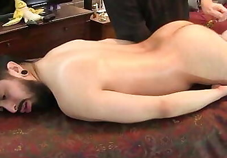 Adrians fully engorged, thick, uncut cock was leaking like a sieve