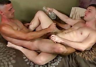 Extra Big Dicks 2 Dicks In Fleshlight