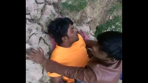 Indian Punjabi young boys outdoor fuck