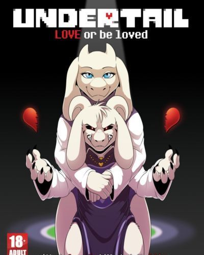 Kabier Undertail: LOVE or Be Loved