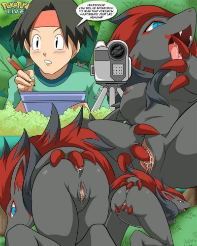 Pokemon porno photos