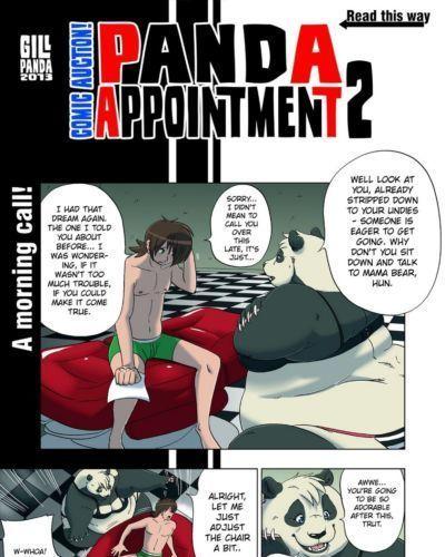 Panda Appointment 2