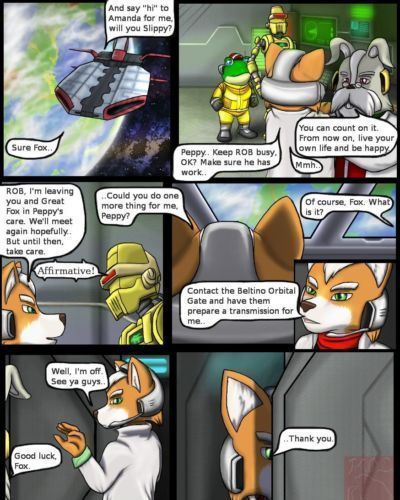 Moltsi Good Bye Star Fox (Star Fox) On-Going