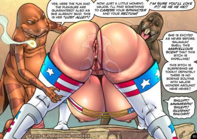 Eric Logan III Major Wonder: Lust Alley Updated Ongoing - part 5